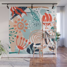 Essence of Spring Wall Mural