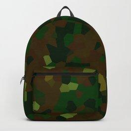 Freckled Camo. Backpack