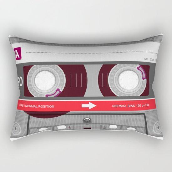 K7 cassette 6 bis Rectangular Pillow