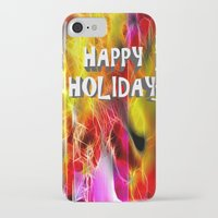 holiday iPhone & iPod Cases featuring Holiday by BeachStudio