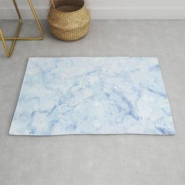 Blue Marble Rug