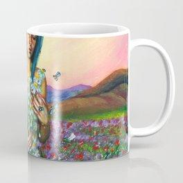 Loves me. Loves me not Coffee Mug