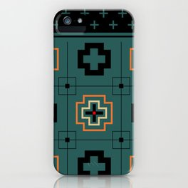 The Directions (Green) iPhone Case