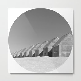 Repeat Metal Print