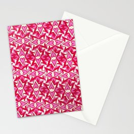 Action Valentine  Stationery Cards