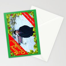 Walter White  |  Merry Christmas From New Hampshire!  |  Breaking Bad Stationery Cards