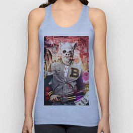 Night Out: Hotline Miami Unisex Tank Top