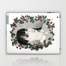 Raspberry Portrait Laptop & iPad Skin