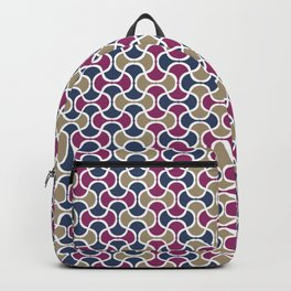 AFE Ogee Pattern Backpack