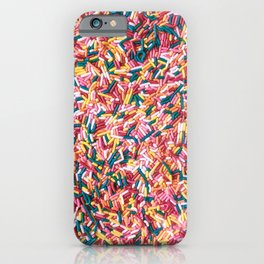 Everything is Better with Sprinkles iPhone Case