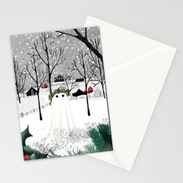 The Holly King Stationery Cards