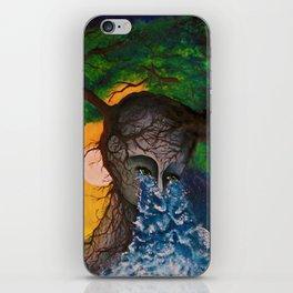 Weep iPhone Skin