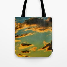 My Vintage Sky Tote Bag