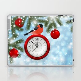 Christmas or New Year decoration Laptop & iPad Skin