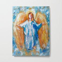 Angel Of Harmony 18x24 Metal Print