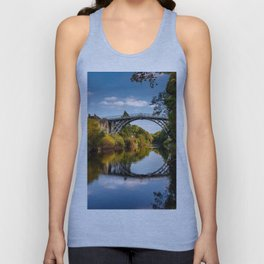 IronBridge Shropshire Unisex Tank Top