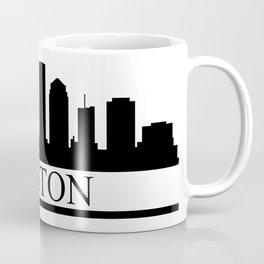Boston skyline Coffee Mug