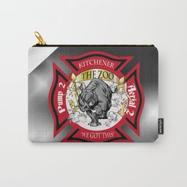 Station 2, We Got This RED Carry-All Pouch