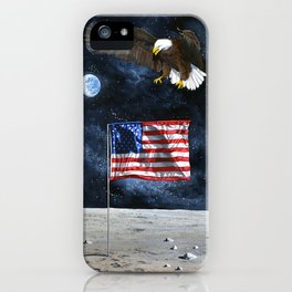 The Eagle Returns iPhone Case