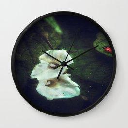 Baby Blossom Wall Clock