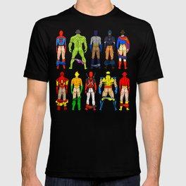 Superhero Butts T-shirt