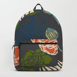 Gardenia Dark Backpack
