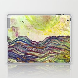 Mar de Ensueños Laptop & iPad Skin