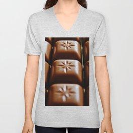 Hot Chocolate Unisex V-Neck