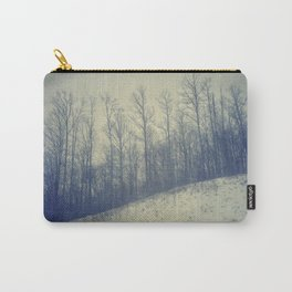 Winter scape #1 Carry-All Pouch