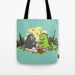 Let's have a break Tote Bag