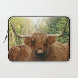 horny one Laptop Sleeve