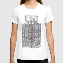 Subliminal City T-shirt