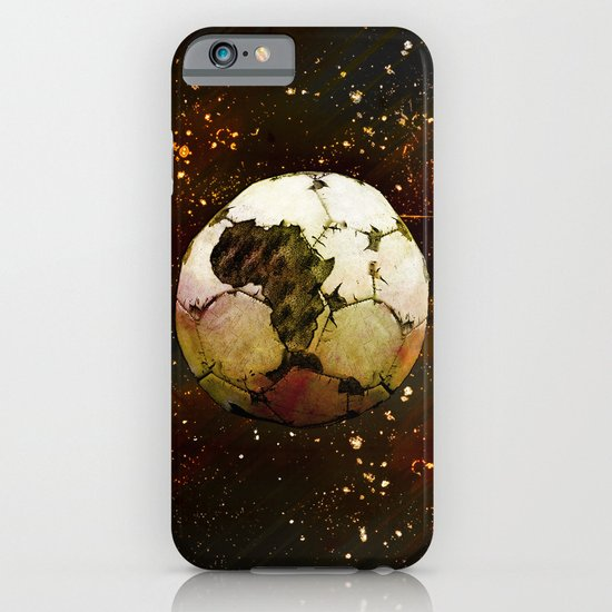 Africa Football iPhone & iPod Case