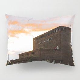 City of Burlington Pillow Sham