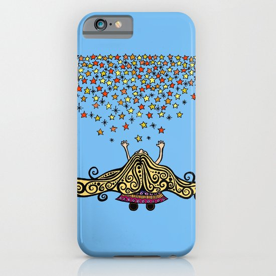 Reach for the Stars iPhone & iPod Case