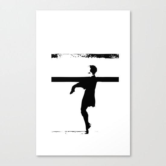 hoctor by steichen  Canvas Print