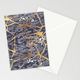 Kintsugi # 1 Stationery Cards