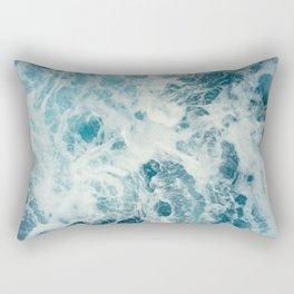 Washing Over Me Rectangular Pillow
