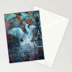 The Song of Swans Stationery Cards