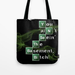 BrBa Basement Tote Bag