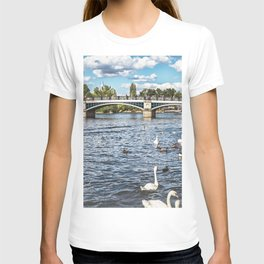 Windsor Town Bridge T-shirt