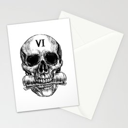 Six for the Truth. Gideon the Ninth Stationery Cards