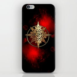 WITH EVERY NEW DAY COMES NEW STRENGTH iPhone Skin