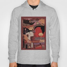 Who is the Dreamer Hoody