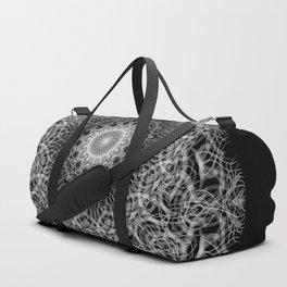 Cosmic Mandala Duffle Bag
