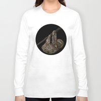 sloth Long Sleeve T-shirts featuring sloth  by JosephMills
