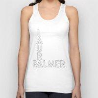 laura palmer Tank Tops featuring Bastille - Laura Palmer #2 by Thafrayer