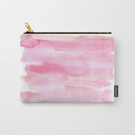 180527 Watercolour Abstract 24 | Watercolor Brush Strokes Carry-All Pouch
