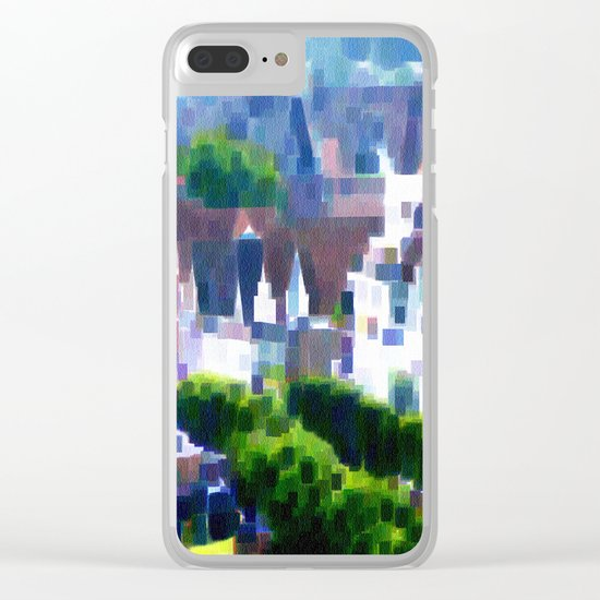 Travemuende Clear iPhone Case