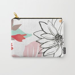 Flowers in June Carry-All Pouch